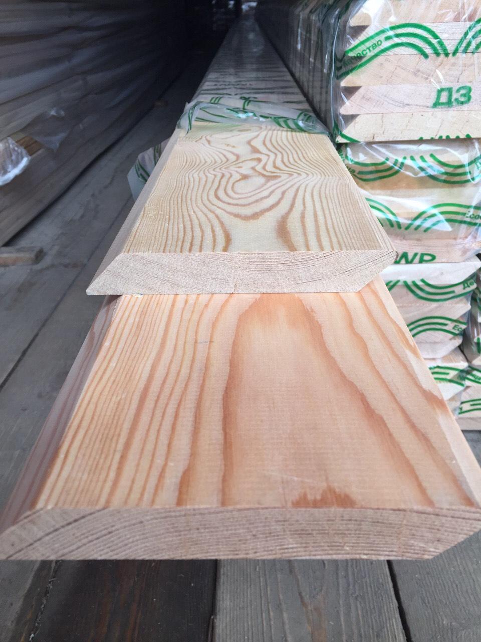 Косой планкен лиственница